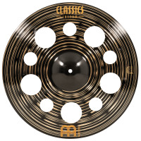 Meinl Classic CC-18DASTK Custom Dark Trash Stack
