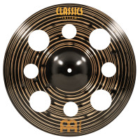 Meinl Classic CC-16DASTK Custom Dark Trash Stack