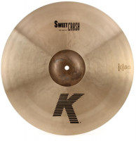 Zildjian K 16 Sweet Crash