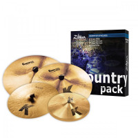 Zildjian K Country Szett