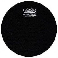 "Remo 4"" Patch Falam Slam (2db) fekete"