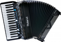 Roland FR-3X-BK V-Accordion (Fekete)